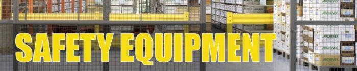 Safety Equipment Department Banner