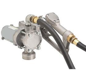 12 Volt Heavy Duty Fuel Pump
