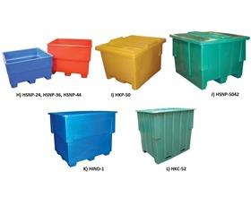 Nesting Pallet Containers Motion Savers Inc 877 832 4154