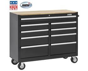 9-DRAWER MOBILE WORKCENTER