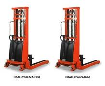 BALLYPAL SEMI-ELECTRIC STACKER