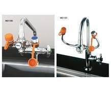 EYE SAFE FAUCET MOUNTED EYE WASHES