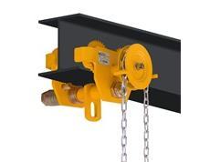 Geared Beam Trolley