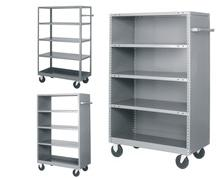 MOBILE SHELF TRUCKS