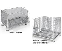 WORLDTAINER™ WIRE MESH CONTAINERS